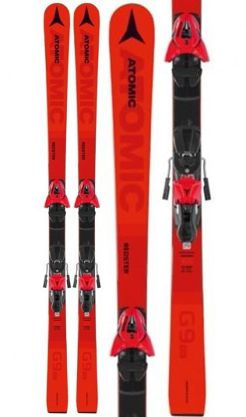Atomic Ski Redster G9 FIS JR / Z 12 166cm