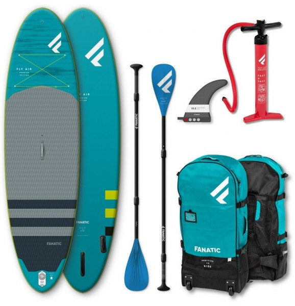 Fanatic Package Fly Air Premium/Pure SUP 10'4''