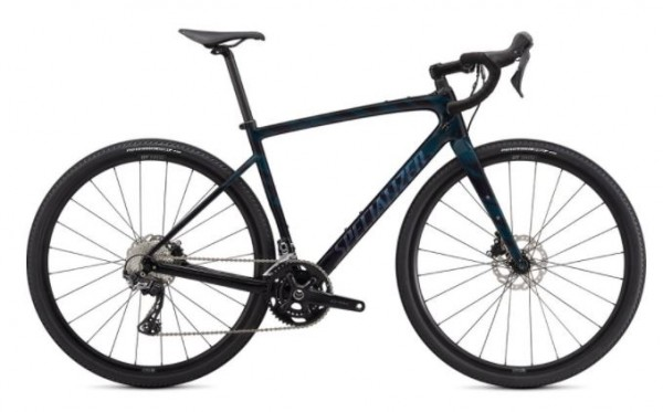 SPECIALIZED DIVERGE SPORT CARBON GLOSS FORREST 2020/2021