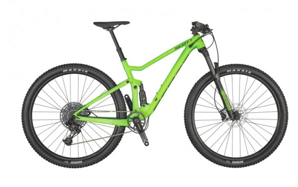 SCOTT SPARK 970 BIKE SMITH GREEN 2021