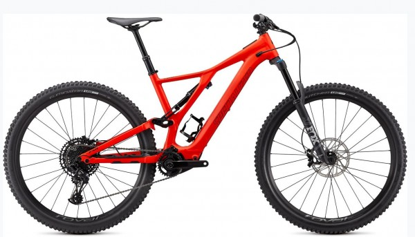 SPECIALIZED TURBO LEVO SL COMP CARBON RED 2021