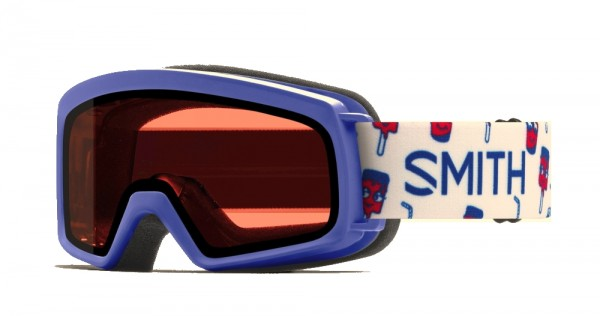 Smith Jugendschneebrille Rascal Blue Showtime