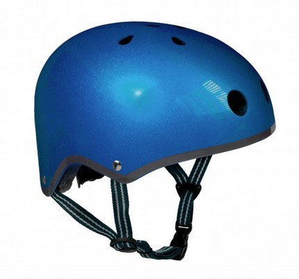 Micro Scooter Helm in dunkelblau