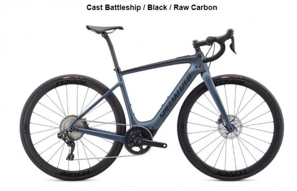 Specialized Turbo Creo SL Expert cast battleship