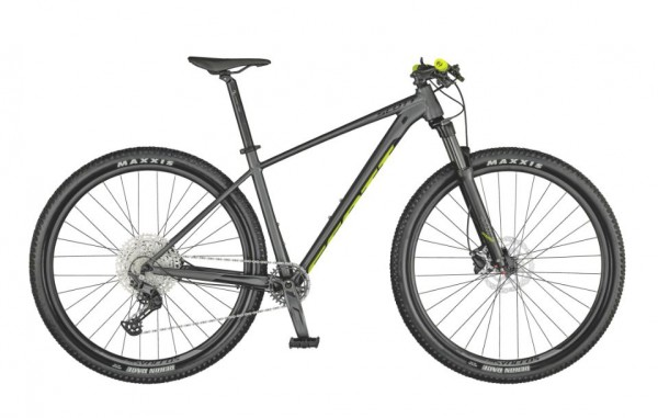 SCOTT SCALE 980 BIKE DARK GREY 2021
