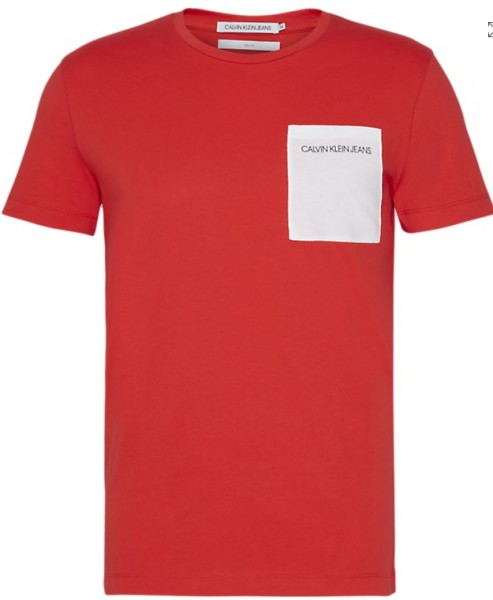 Calvin Klein T-Shirt Pocket Tee