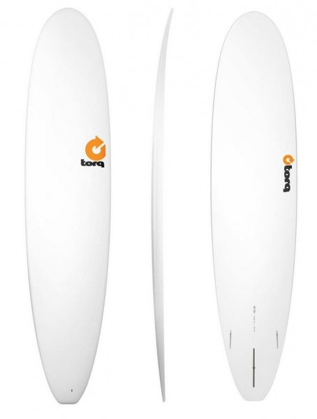 Torq Surfboard Epoxy TET 8.6 White