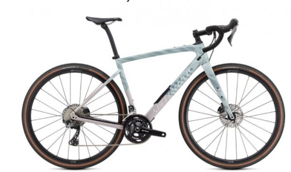 SPECIALIZED DIVERGE COMP CARBON GLOSS ICE 2020/2021