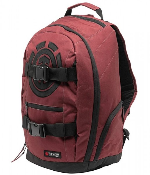Element Rucksack Mohave 30L weinrot