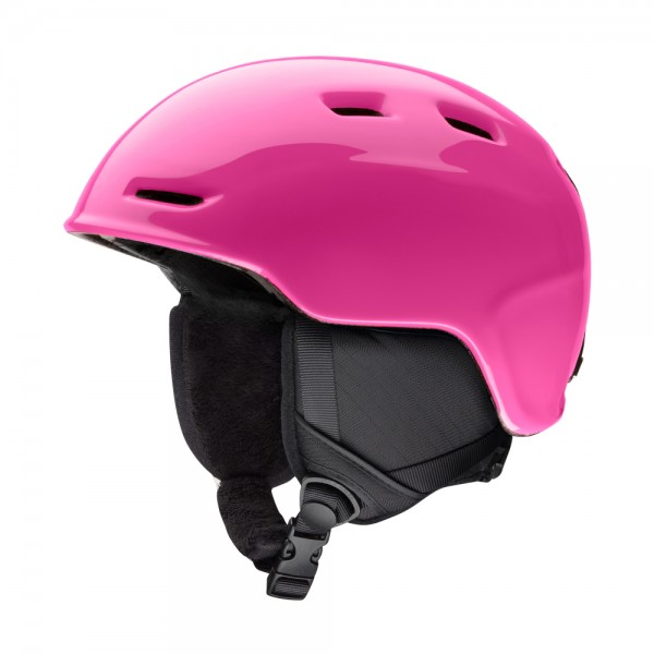 Smith Kinder Skihelm Zoom Jr. Pink