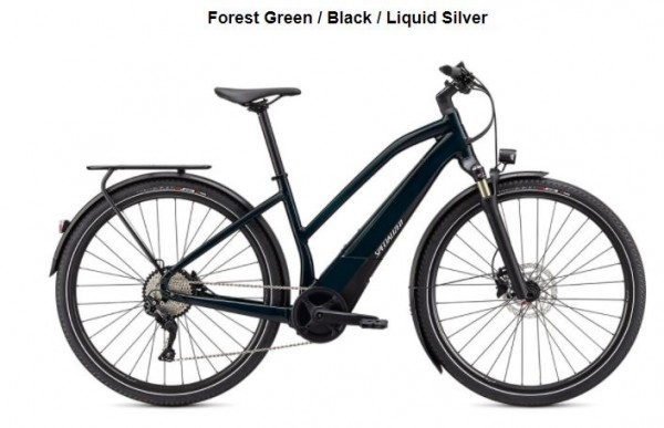 Specialized Vado 4.0 ST green