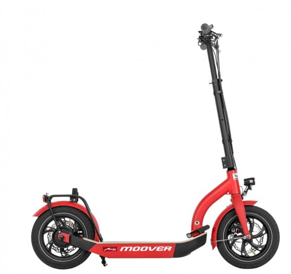 E-Scooter Metz Moover rot