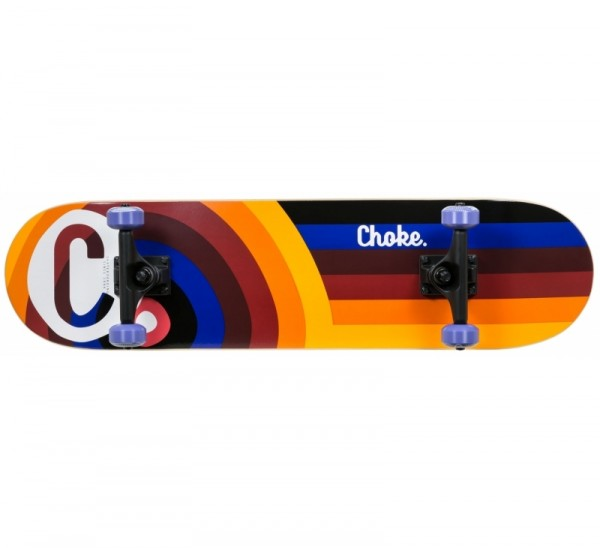 Choke Skateboard Komplettboard The High C 32 x 8,0