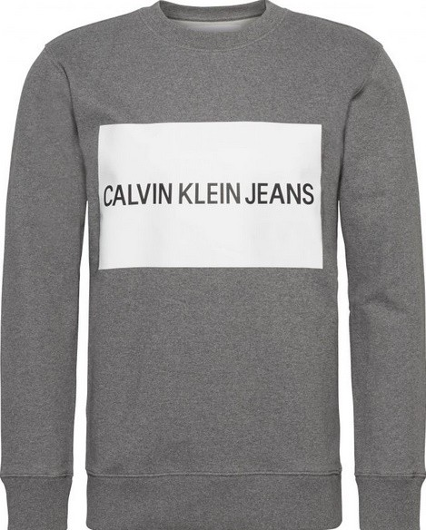 Calvin Klein Sweatshirt Institutional Box Sweater