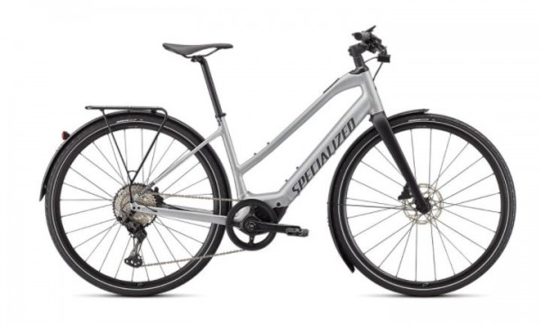 SPECIALIZED TURBO VADO SL 5.0 ST EQ BRUSHED SILVER