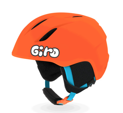 Giro Launch Matte Orange '21