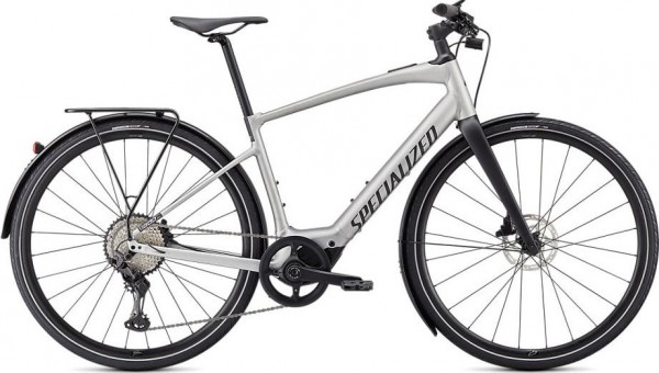 SPECIALIZED TURBO VADO SL 5.0 EQ SILVER BRUSHED 2020/2021