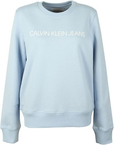 Calvin Klein Sweatshirt Institutional Reg Crew