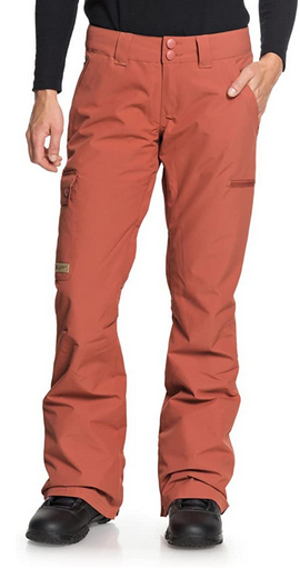 DC Shoes Recruit Snowboardhose Rot