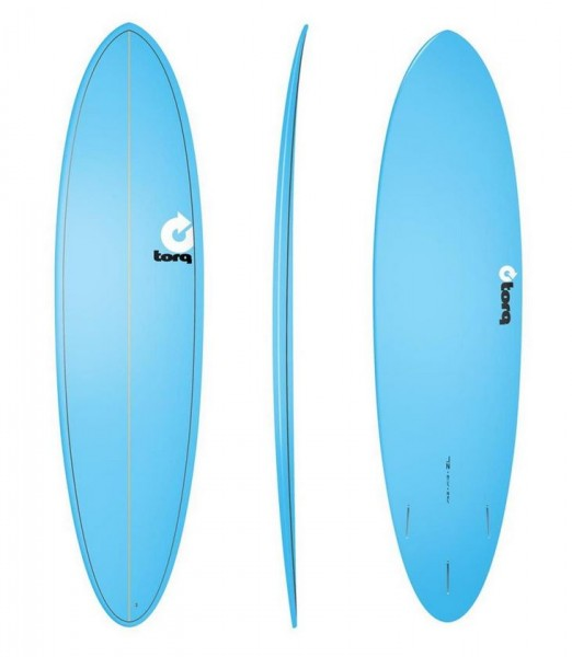 Torq Surfboard Epoxy TET 7,2 Blue