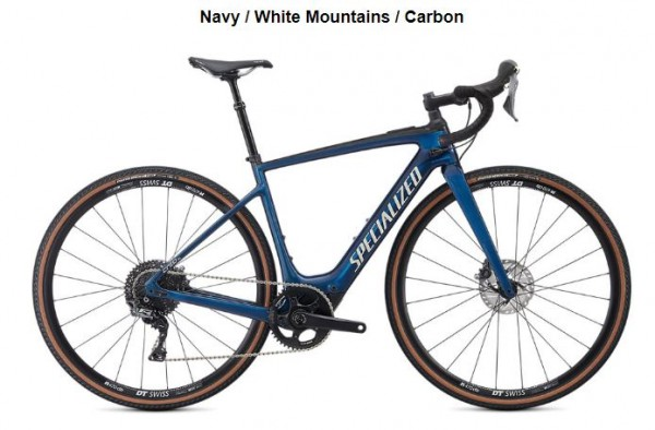 Specialized Turbo Creo SL Comp Carbon EVO navy