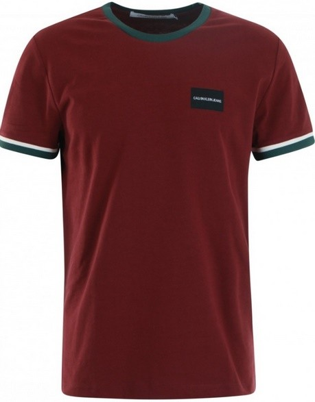 Calvin Klein T-Shirt Contrasted