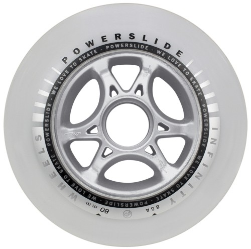 Powerslide Wheels Infinity II 80mm/85a 4-Pack